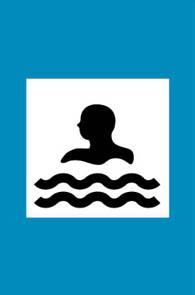 Περιοχή κολύμβησης.