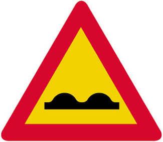 Επικίνδυνο ανώμαλο οδόστρωμα, σε κακή κατάσταση, με λάκκους κλπ.