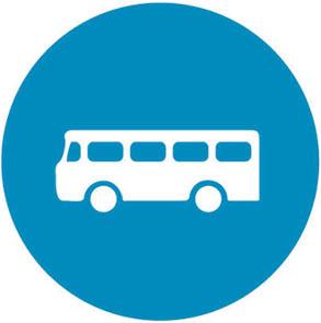 Αποκλειστική διέλευση Λεωφορείων ή Τρόλλεϋ.