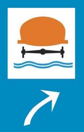 Υποχρεωτική κατεύθυνση πορείας οχημάτων μεταφοράς επικίνδυνων φορτίων προς τα δεξιά.