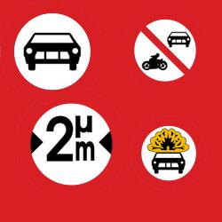 Ρυθμιστικές πινακίδες